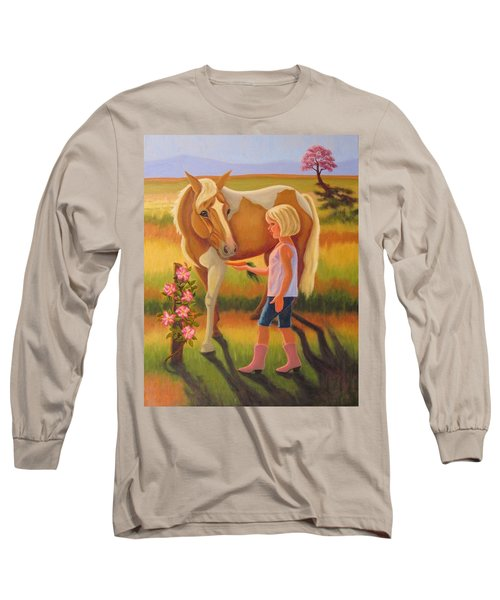 Fields Of Blessing Long Sleeve T-Shirt
