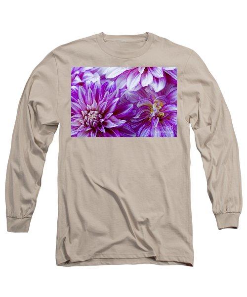 Filling The Frame Long Sleeve T-Shirt by Nick  Boren