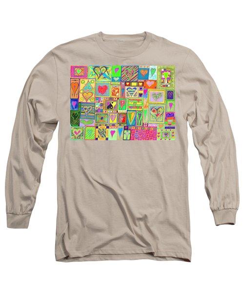 find U'r Love found   v20 Long Sleeve T-Shirt