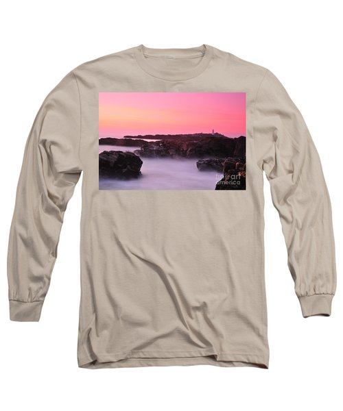 Fine Art Water 11 Long Sleeve T-Shirt