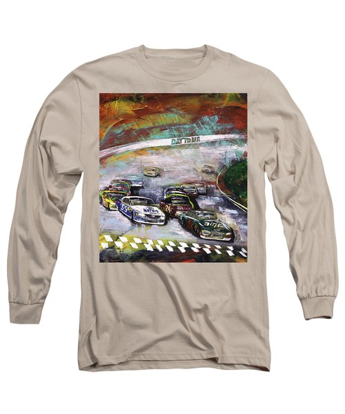 Finish Line Long Sleeve T-Shirt