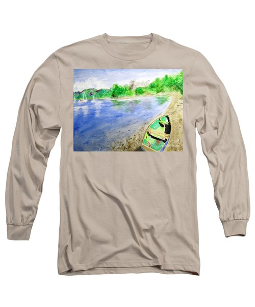 Dunstaffnage Long Sleeve T-Shirt