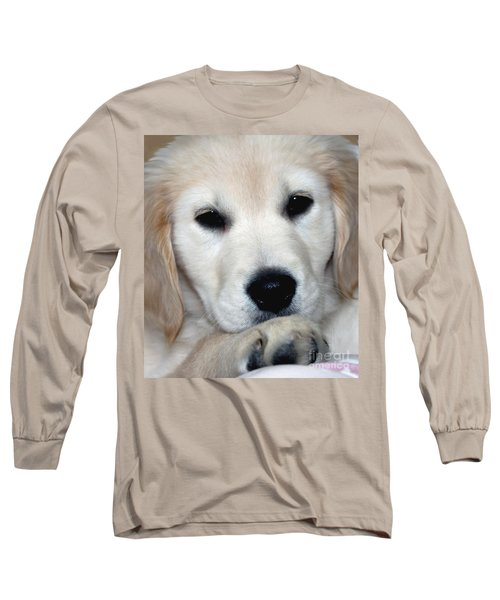 Fiona The English Cream Long Sleeve T-Shirt