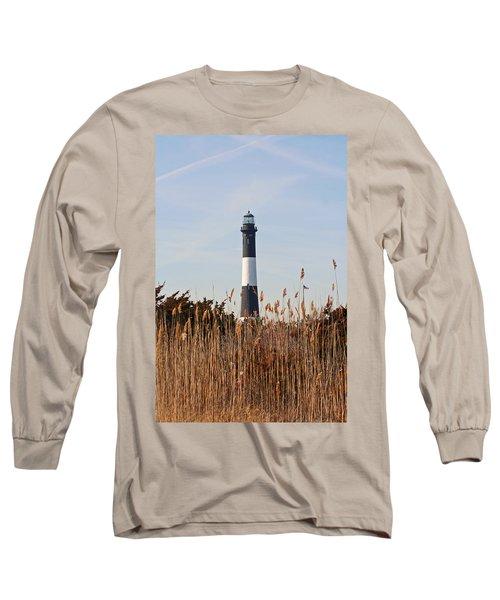 Fire Island Tower Long Sleeve T-Shirt