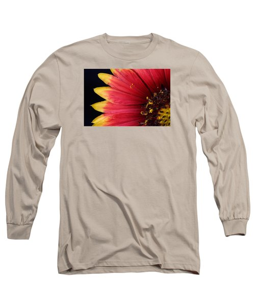 Long Sleeve T-Shirt featuring the photograph Fire Spokes by Paul Rebmann