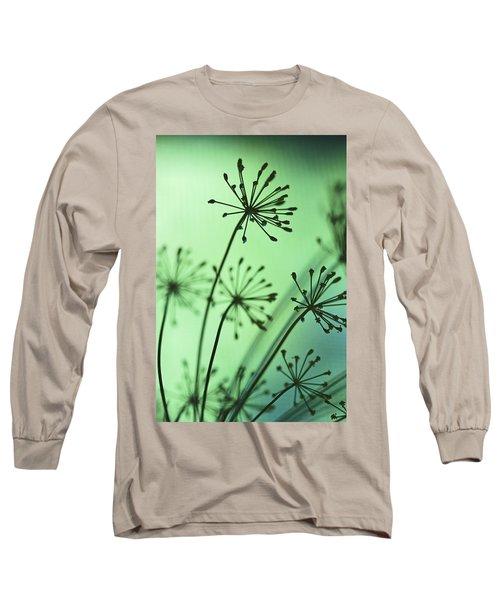 Firing Neurons Long Sleeve T-Shirt