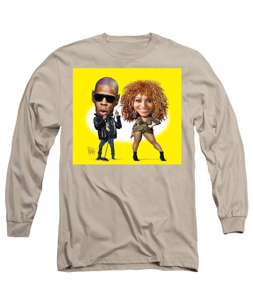 First Couple Long Sleeve T-Shirt
