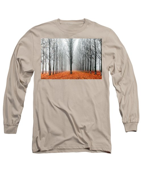 First In The Line Long Sleeve T-Shirt