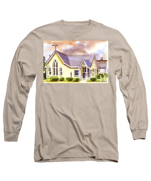 First Presbyterian Church Ironton Missouri Long Sleeve T-Shirt
