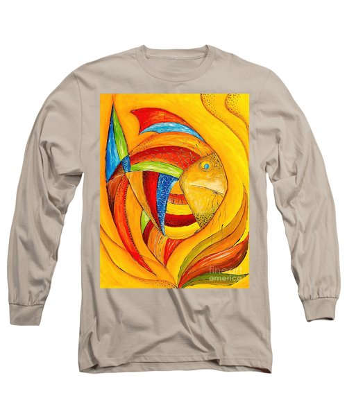 Fish 428-08-13 Marucii Long Sleeve T-Shirt