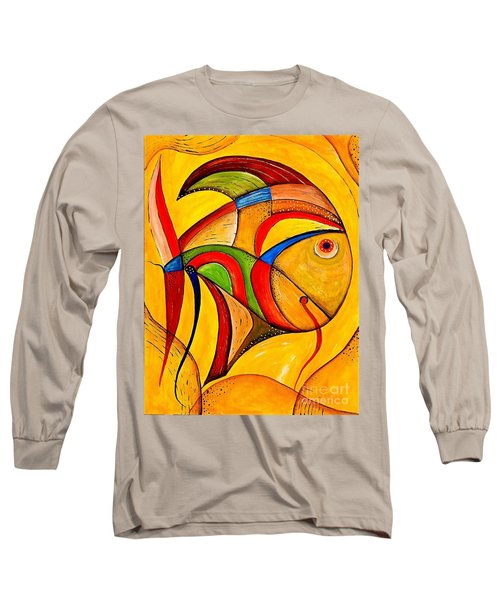 Fish 534-11-13 Marucii Long Sleeve T-Shirt