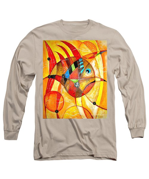 Fish 716-14 Marucii Long Sleeve T-Shirt
