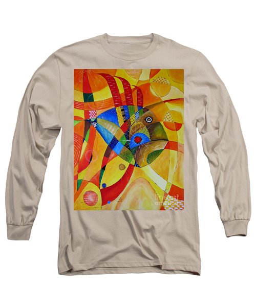 Fish 752 - Marucii Long Sleeve T-Shirt