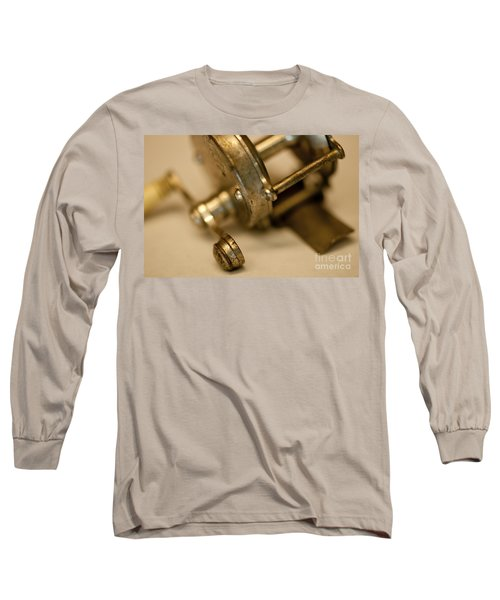 Fishing Reel  Long Sleeve T-Shirt