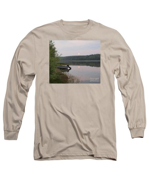 Fishing Tranquility Long Sleeve T-Shirt