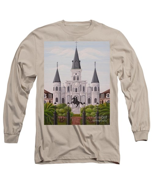 Five Fifteen In New Orleans Long Sleeve T-Shirt