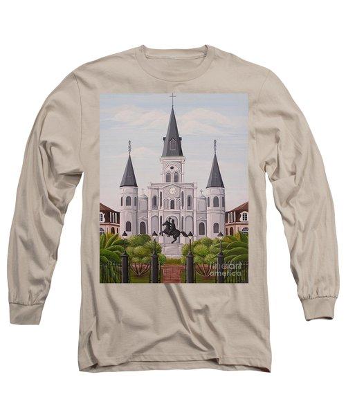 Five Fifteen In New Orleans Long Sleeve T-Shirt