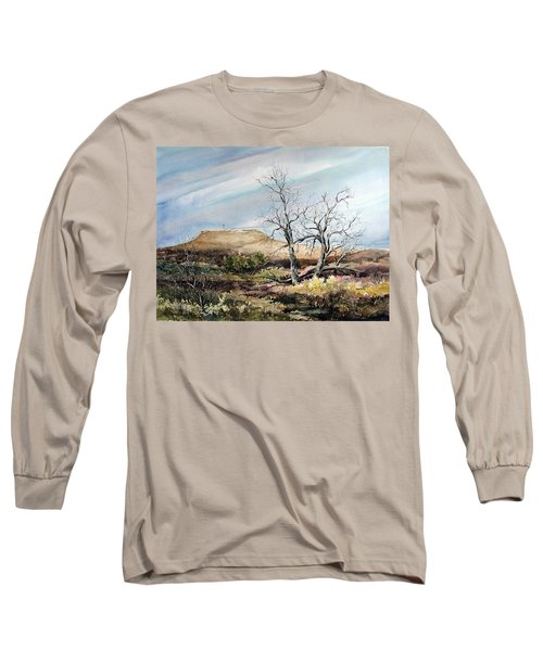 Flat Top Long Sleeve T-Shirt