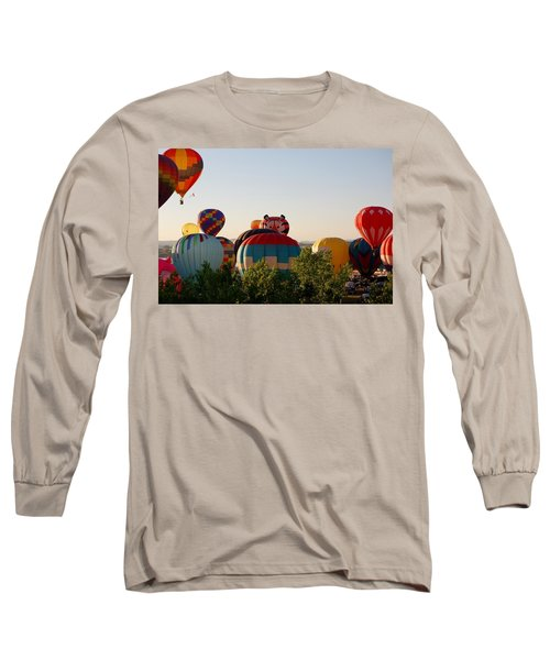 Flight Of The Tiger Long Sleeve T-Shirt