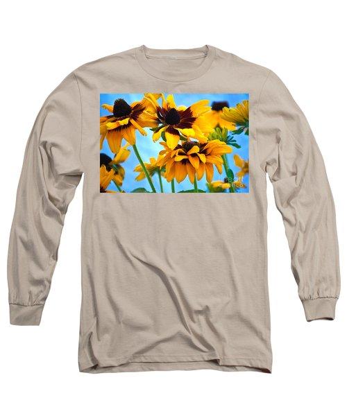 Floral 1 Long Sleeve T-Shirt