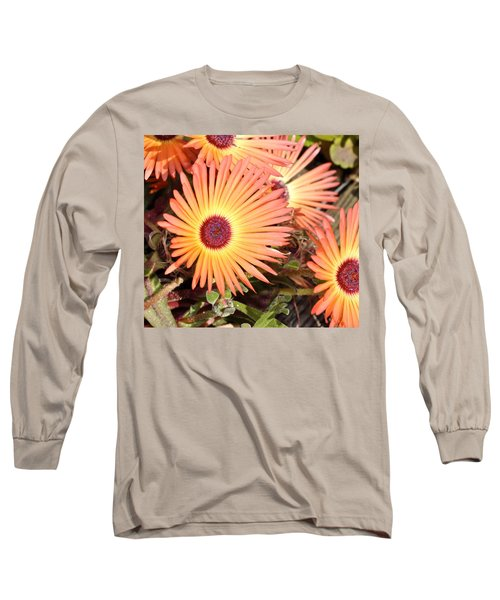 Long Sleeve T-Shirt featuring the photograph Floral by Cathy Mahnke