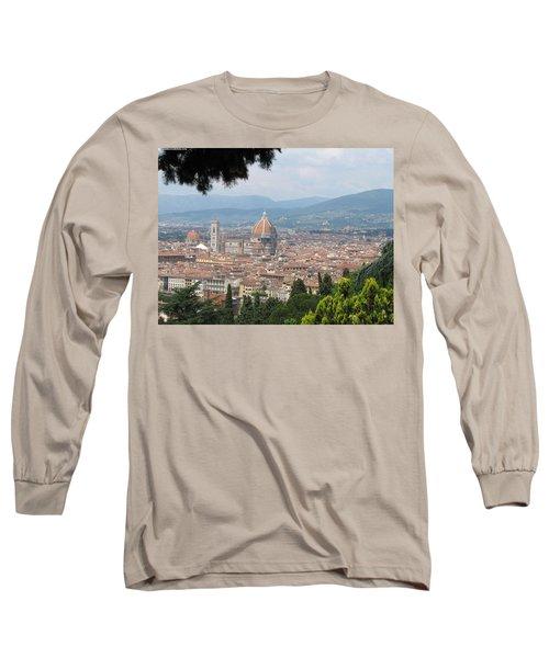 Florence Long Sleeve T-Shirt