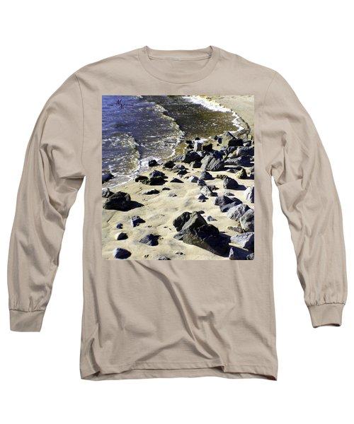 Florida Town Beach Long Sleeve T-Shirt