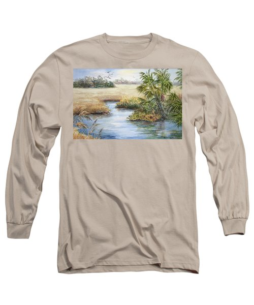 Florida Wilderness IIi Long Sleeve T-Shirt
