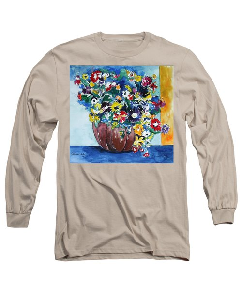 Flower Jubilee Long Sleeve T-Shirt