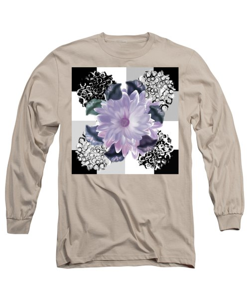 Flower Spreeze Long Sleeve T-Shirt