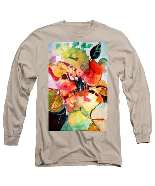 Flower Vase No. 2 Long Sleeve T-Shirt