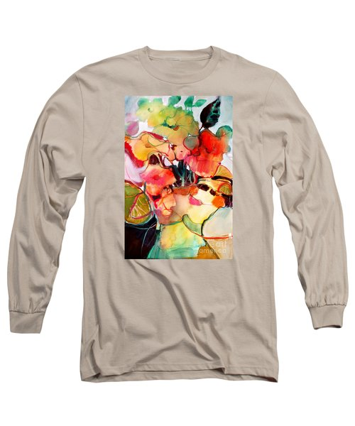 Flower Vase No. 2 Long Sleeve T-Shirt