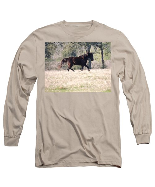 Flowing Beauty Long Sleeve T-Shirt