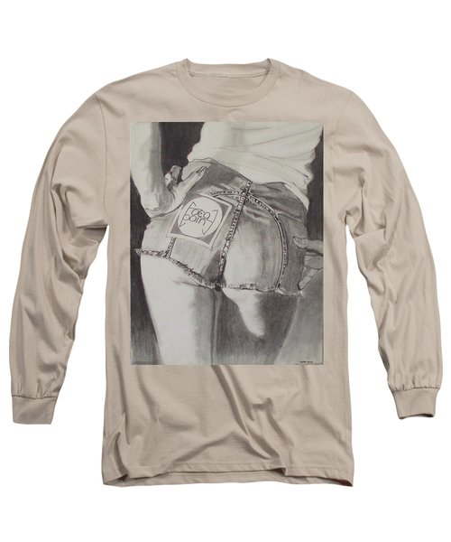 Focal Point . . Or . . The Will To Live Long Sleeve T-Shirt