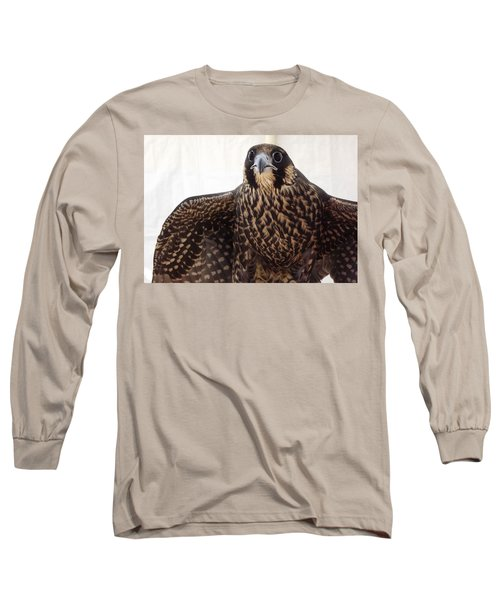 Long Sleeve T-Shirt featuring the photograph Focus by Richard Faulkner