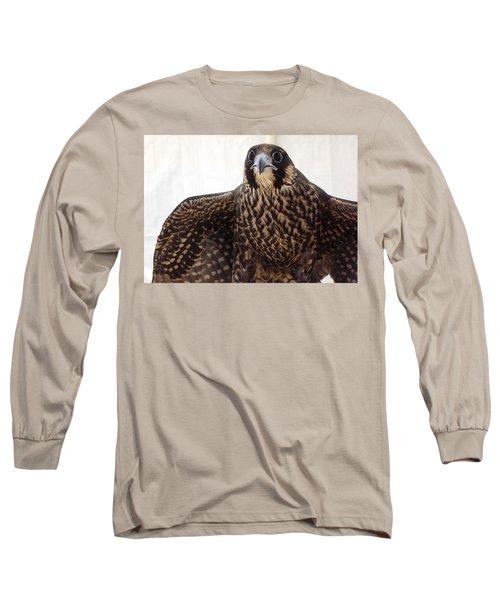 Focus Long Sleeve T-Shirt by Richard Faulkner