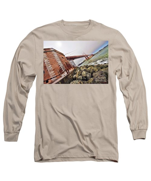 Foggy Gates Long Sleeve T-Shirt
