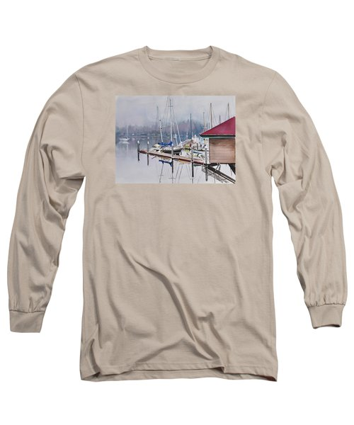 Foggy Dock Long Sleeve T-Shirt