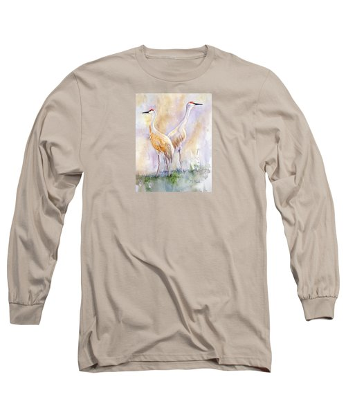 For Life Long Sleeve T-Shirt