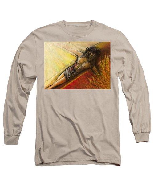 Psalm 22 Forsaken Long Sleeve T-Shirt
