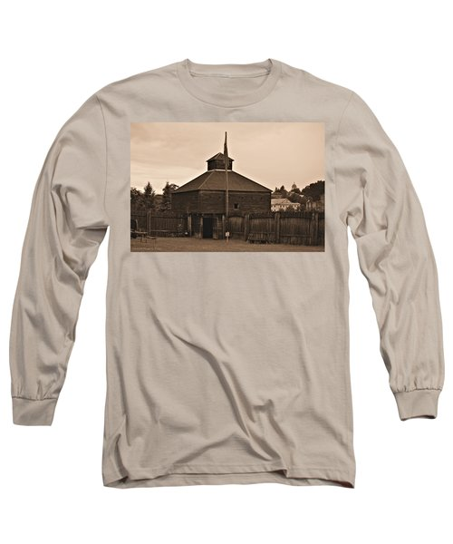Fort Western Long Sleeve T-Shirt