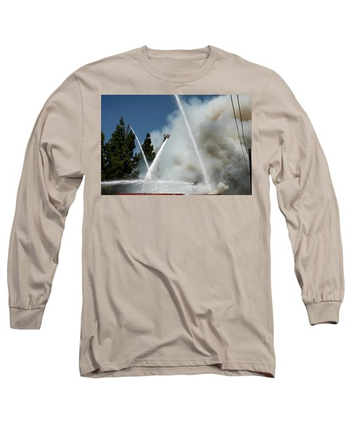 Four Alarm Blaze 003 Long Sleeve T-Shirt