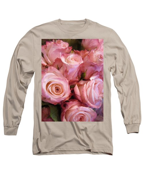 Fragrance Long Sleeve T-Shirt