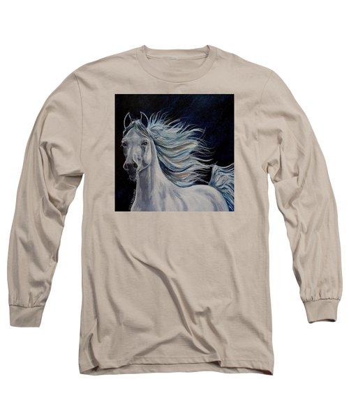 Free Long Sleeve T-Shirt by Julie Brugh Riffey