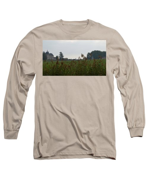 French Chateau Long Sleeve T-Shirt
