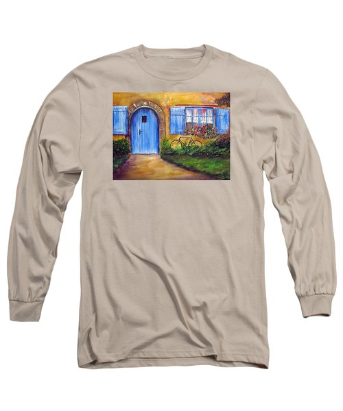 French Cottage Long Sleeve T-Shirt