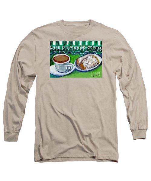 French Quarter Delight Long Sleeve T-Shirt