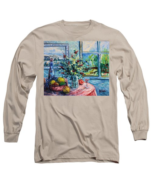 Fresh Spring Long Sleeve T-Shirt