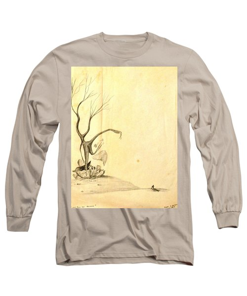 From The Beginning Long Sleeve T-Shirt