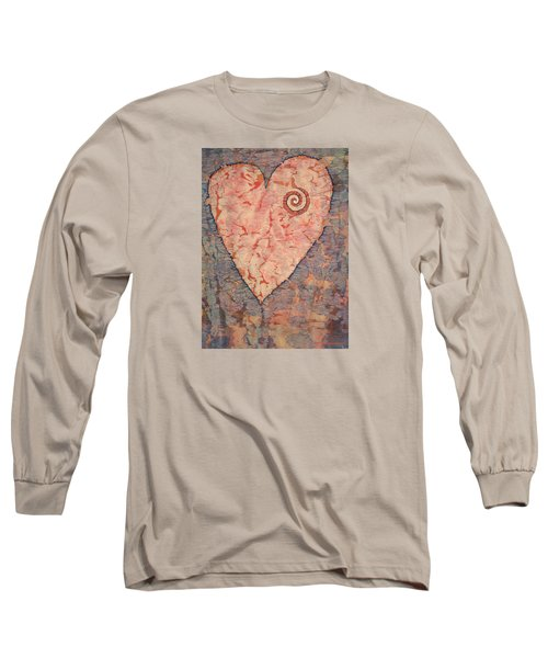 From The Heart Long Sleeve T-Shirt